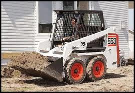 Where to find LOADER, SKID-STEER BOBCAT 553F in Fairmont