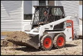Where to rent LOADER, SKID-STEER BOBCAT 553F in Fairmont MN