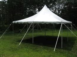Where to find TENT, 20  X 20  WHITE in Fairmont