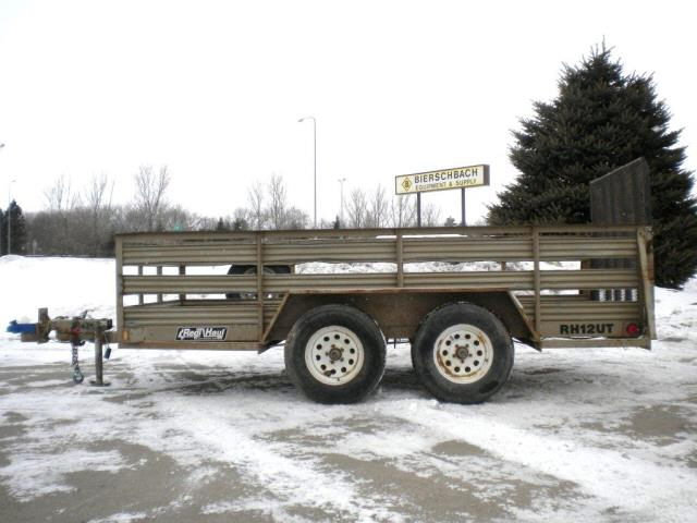 Where to find TRAILER, 14  UTILITY 7500 in Fairmont