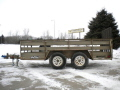 Where to rent TRAILER, 14  UTILITY 7500 in Fairmont MN