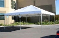 Where to rent TENT, 20  X 20  WHITE FRAME in Fairmont MN
