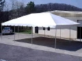 Where to rent TENT, 20  X 30  WHITE FRAME in Fairmont MN