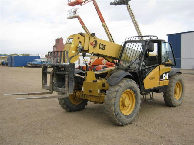 Where to find FORKLIFT, HIGH REACH, 36 FT CAT in Fairmont