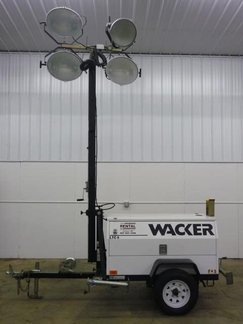Where to find LIGHT TOWER, 30 FT, 4 BULB   1000W EACH in Fairmont