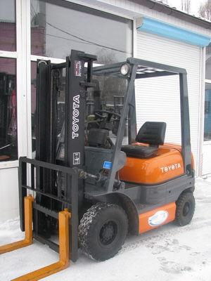 Where to find FORKLIFT,6000  TOYOTA in Fairmont