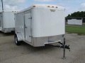 Where to rent TRAILER, VAN 6 X 10 RAMP in Fairmont MN