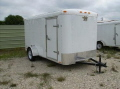 Where to rent TRAILER, VAN 6 X 12 RAMP in Fairmont MN