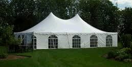 Where to find TENT, 30  X 45  WHITE, INCL SETUP in Fairmont