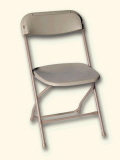 Where to rent CHAIR, FOLDING NEUTRAL in Fairmont MN