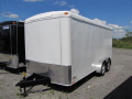 Where to rent TRAILER, VAN 7 X 14, RAMP DOOR in Fairmont MN