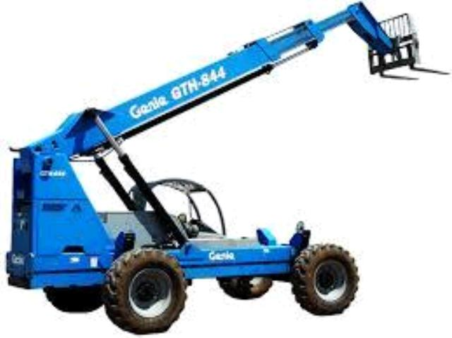 Where to find FORKLIFT, HIGH REACH, 44 FT GENIE, 8K in Fairmont
