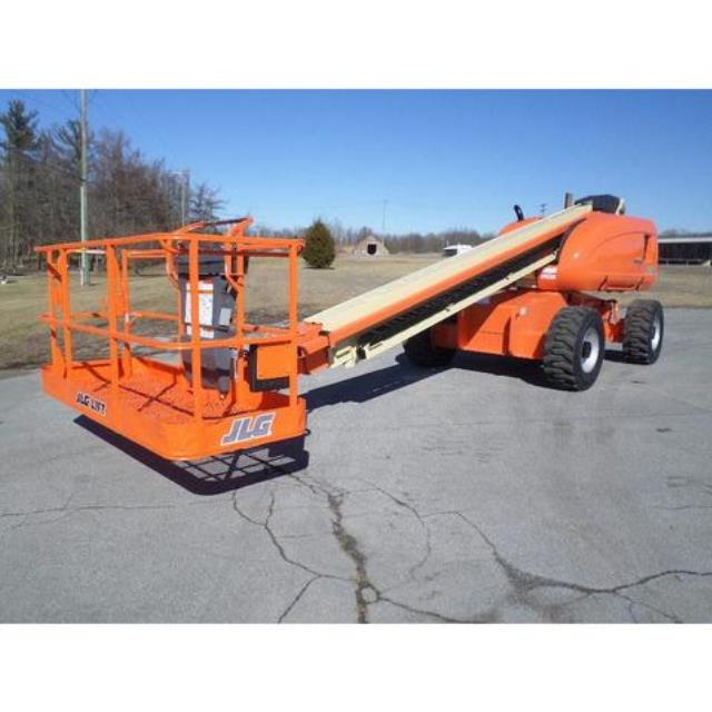 LIFT BOOM SELF PROP 60 FOOT JLG 600S 1 Rentals Fairmont MN, Where to