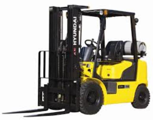Where to find FORKLIFT, 5000  HYUNDAI in Fairmont