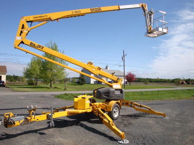 Where to find LIFT, BOOM TRLR MT KNUCKLE 60   2 in Fairmont