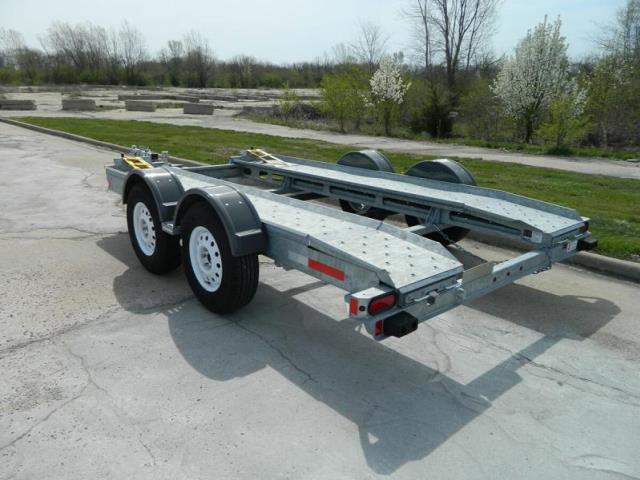 Where to find TRAILER, CAR in Fairmont