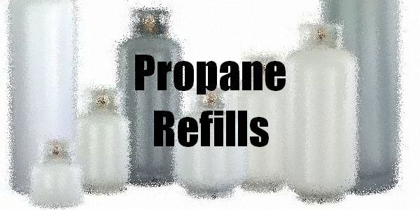 Propane refills in Fairmont MN, Southern Minnesota and Northern Iowa